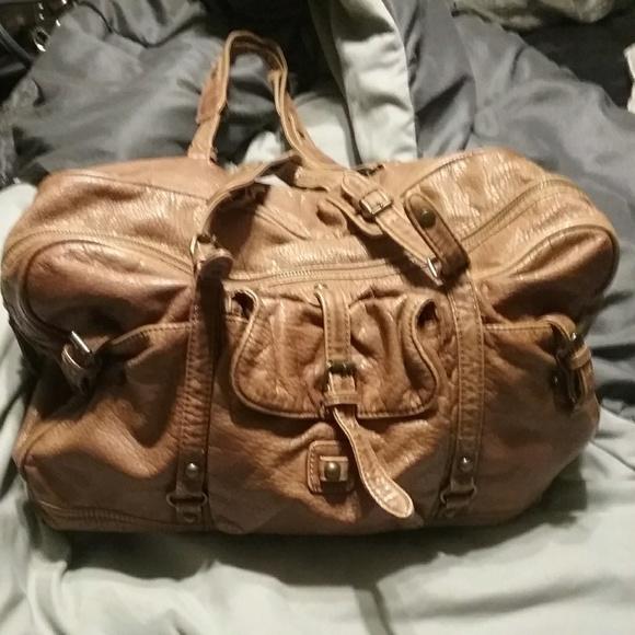 be69a23e72b7 Converse Handbags - Converse One Star faux leather bag